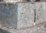 Aluminium bales
